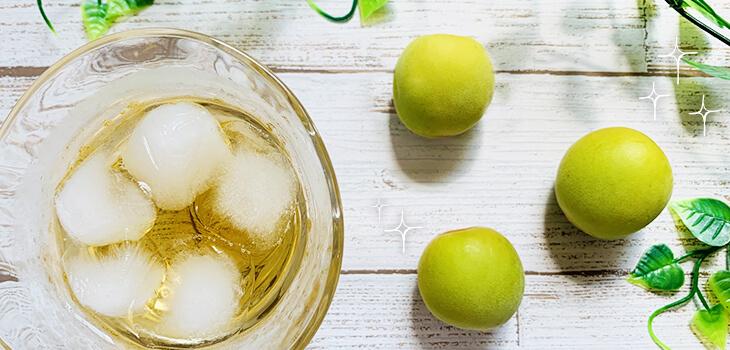 梅酒の作り方/梅シロップの作り方